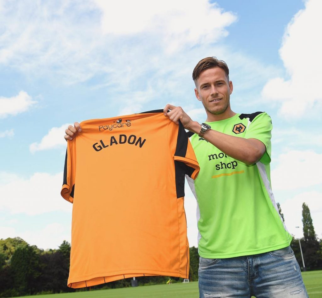 Wolves are delighted to confirm the arrival of paulgladonhellip