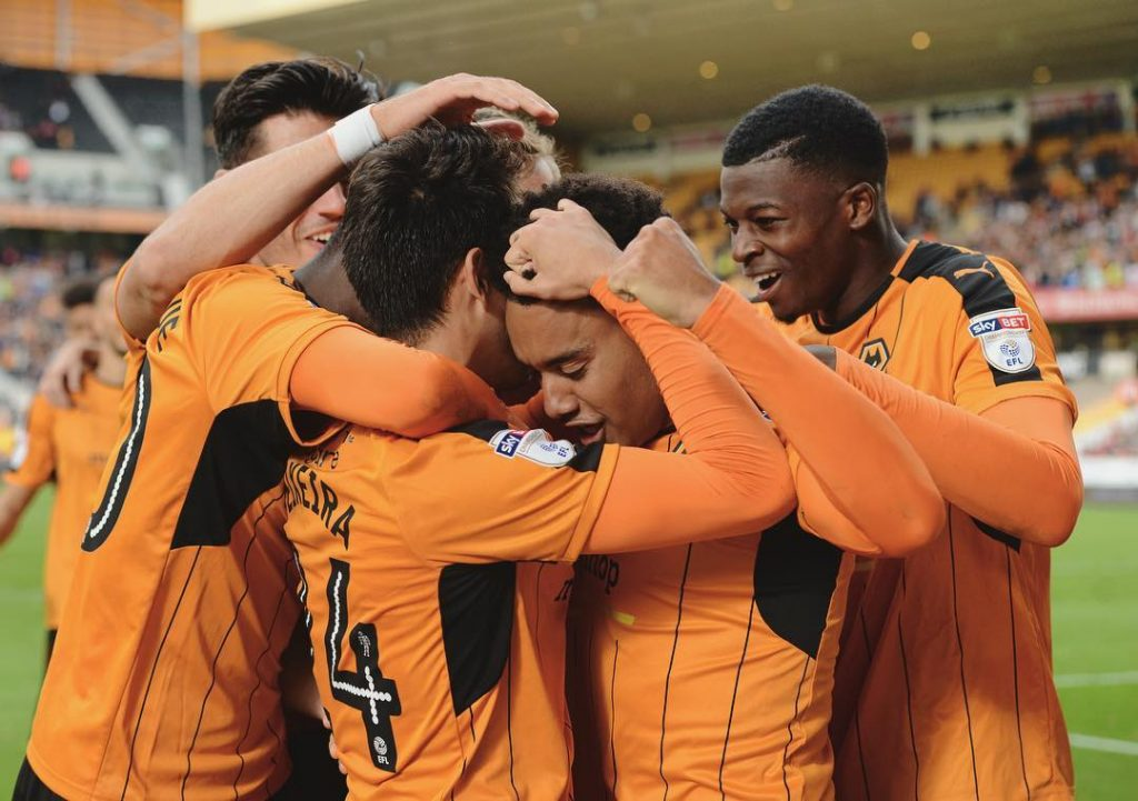 Wolves 31 Brentford Goals from Joao Teixeira 2 and Ivanhellip