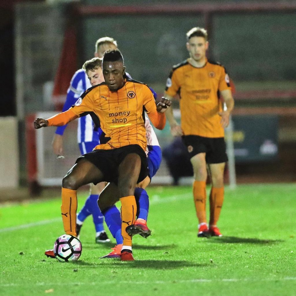 Wolves Under 23s are in Premier League Cup action againsthellip