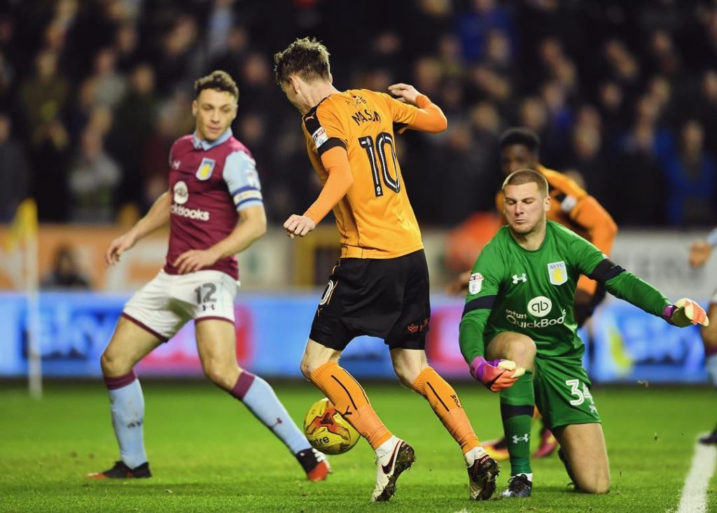 Full time at Molineux and Wolves run out 10 winnershellip