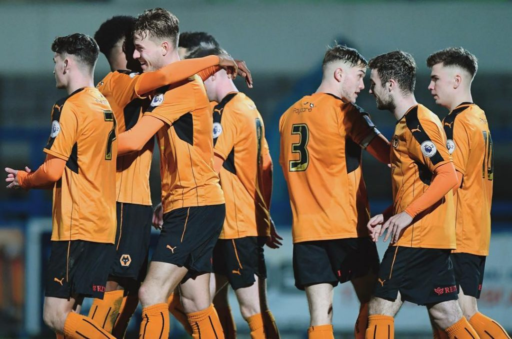 Wolves Under 23s run out 43 winners over norwichcityfc Underhellip