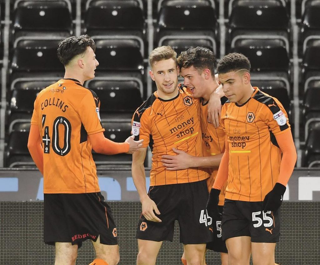 Wolves Under 23s are back in PL2 action tonight ashellip