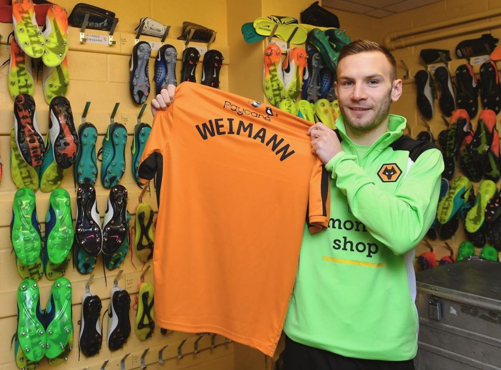 We are delighted to announce that andiweimann24 has joined Wolveshellip