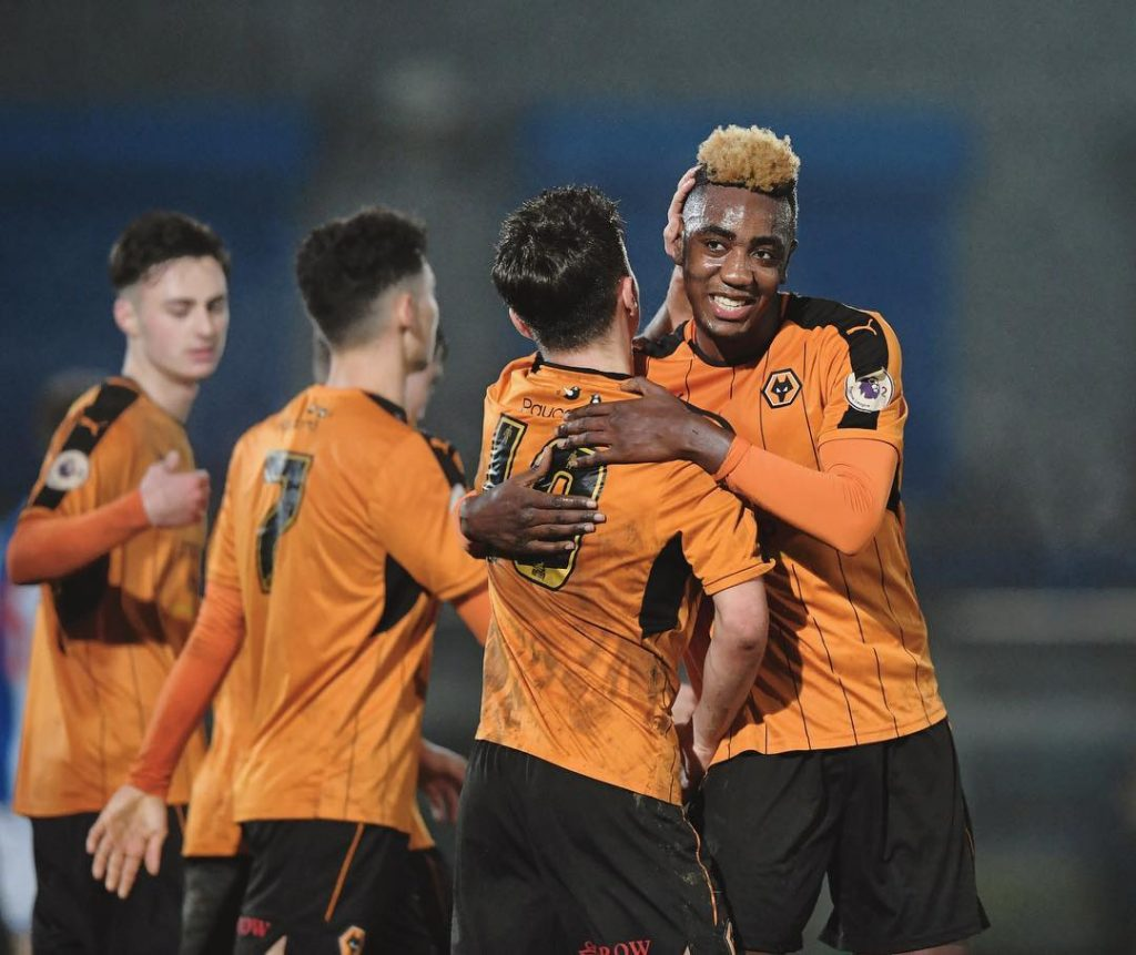 Well done to Wolves Under 23s who ran out 30hellip