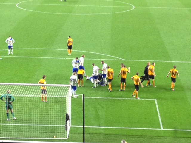 Wolves - Milwall